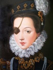 Ana de Mendoza, Princesa de Eboli